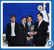 Best Brand of the Year Award 2008